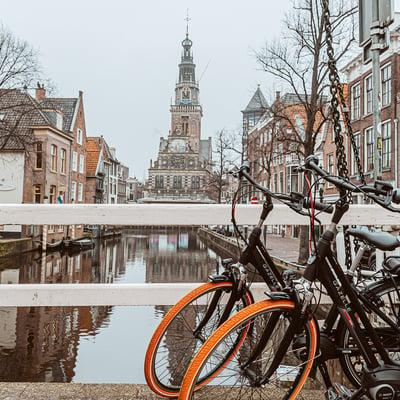 elektrische fiets hotel alkmaar bergen